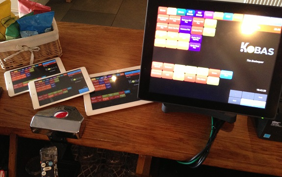 Terminal and iPads